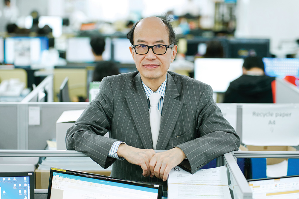 Bosco Ho, CEO & Founder of Ho & Partners Architects, Engineers & Development Consultants