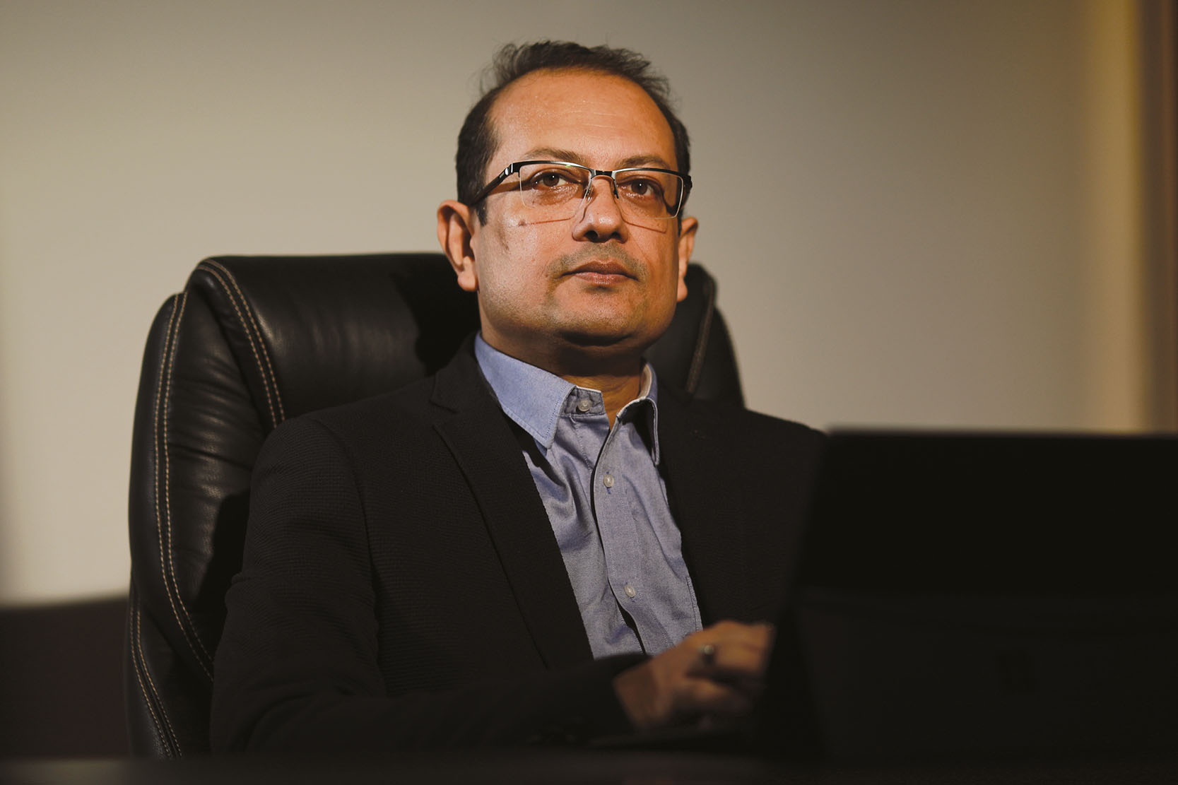 Sharad Mathur, Managing Director and CEO of Universal Sompo General Insurance