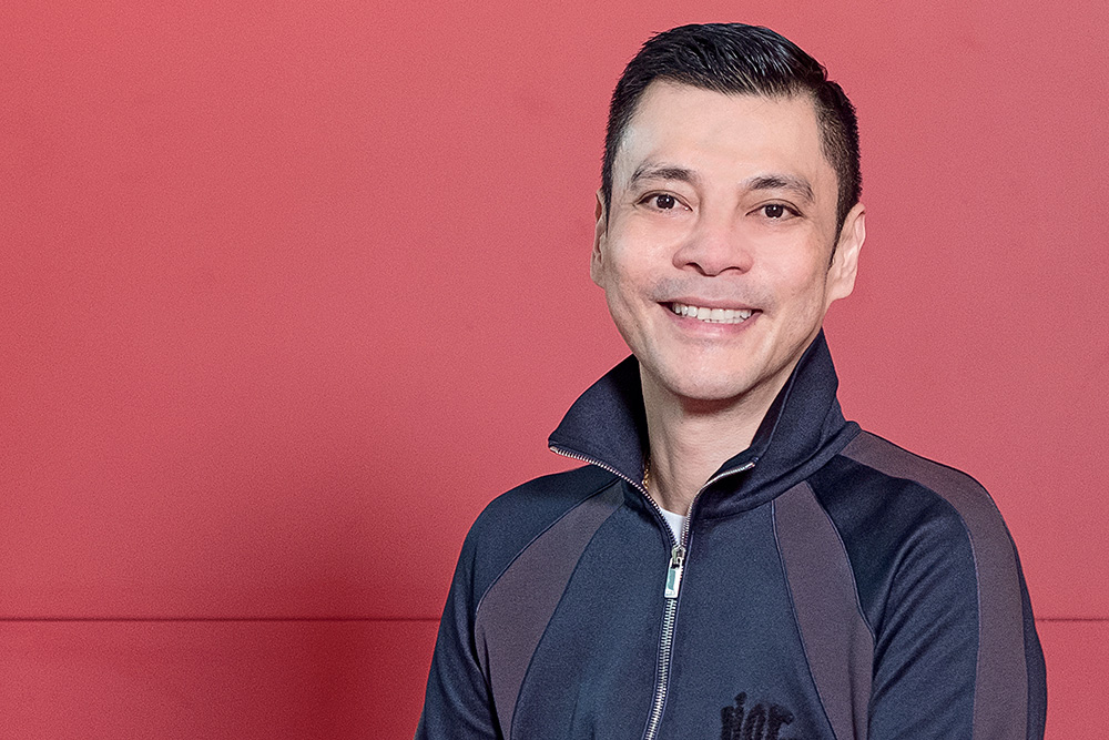 Tan Kim Siong, Founder and Managing Director of Fei Siong Group