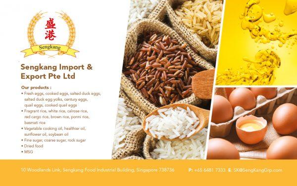 Sengkang Import and Export