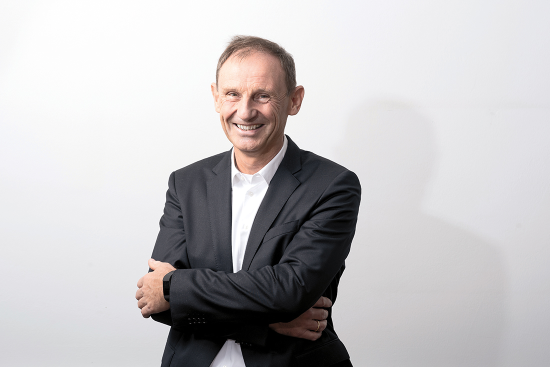 Andreas Steiner, CEO of AOP Orphan Pharmaceuticals