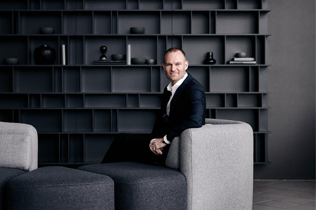 Mikael Kruse Jensen, CEO of BoConcept