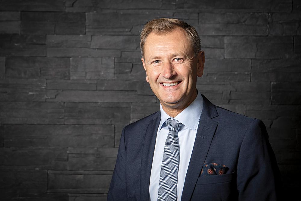 Stefan Sjöstrand, CEO of SkiStar