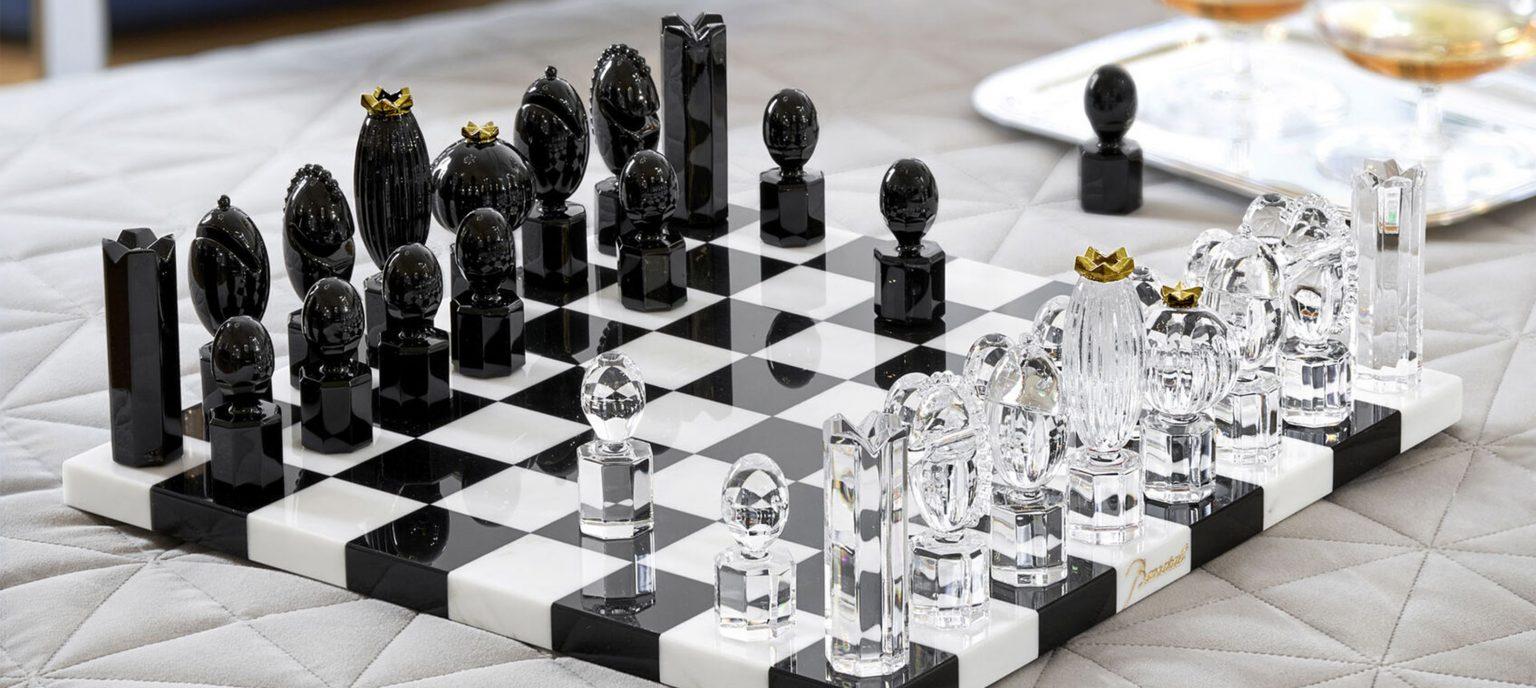 designer chess sets