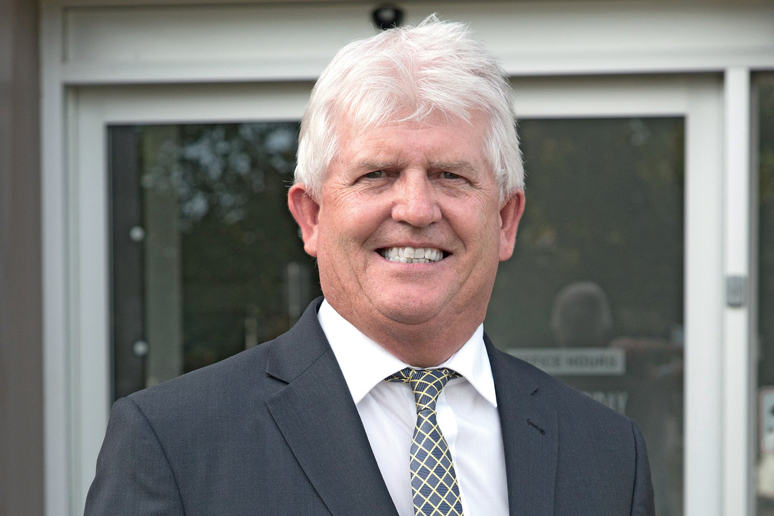 Brett Stonestreet, General Manager of Griffith City Council
