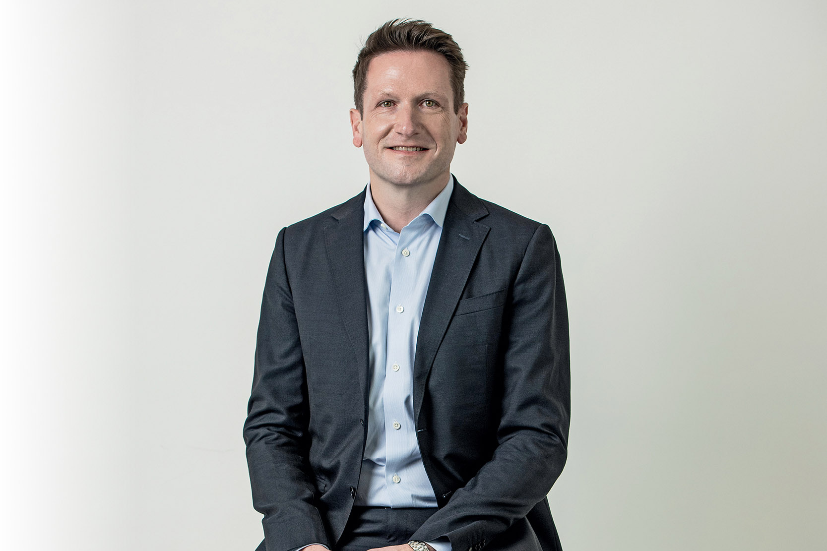 Francis Van Parys, Vice President Commercial of Cytiva Asia–Pacific