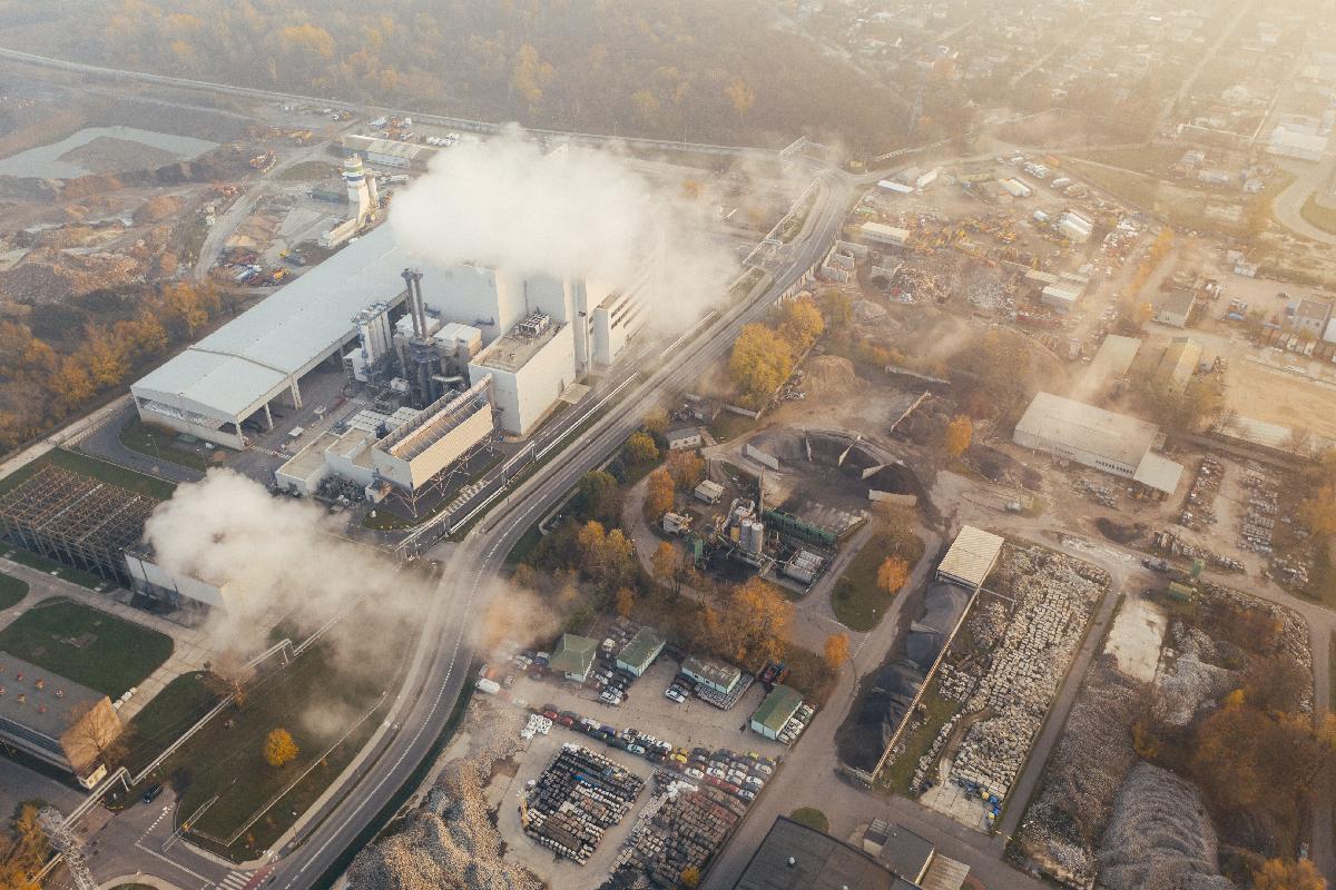 AI tackles pollution
