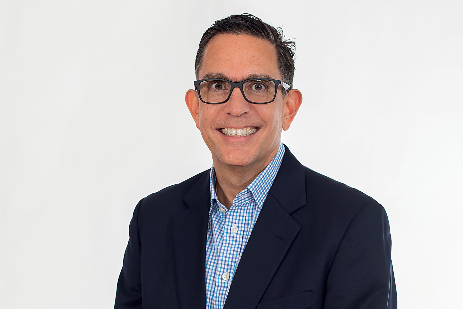 Jose Baquero, CEO of CMI Foods