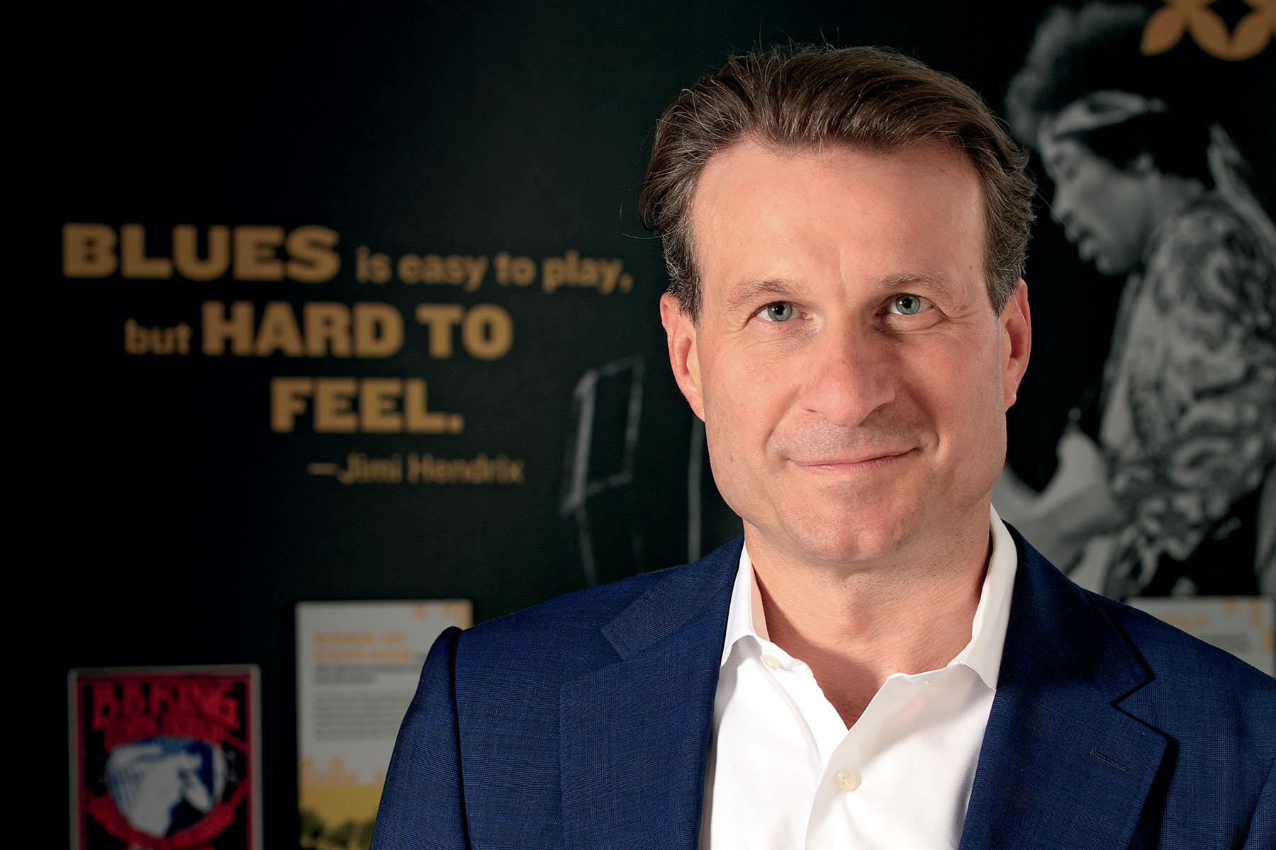 Roel Vestjens, President and CEO of Belden