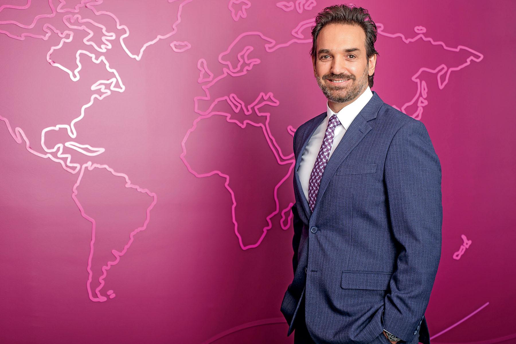 Sebastián Bagó, General Director of Grupo Empresarial Bagó