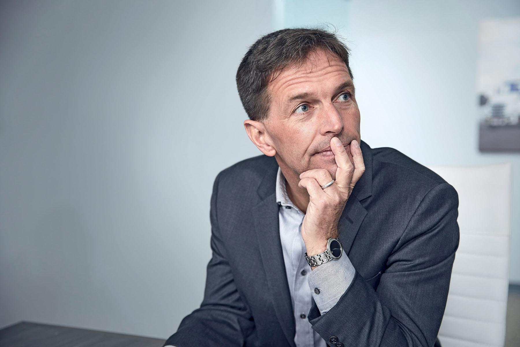 Tom Schmitt, Chair and CEO of Forward Air