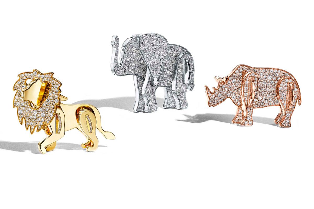 Tiffany & Co saves wildlife