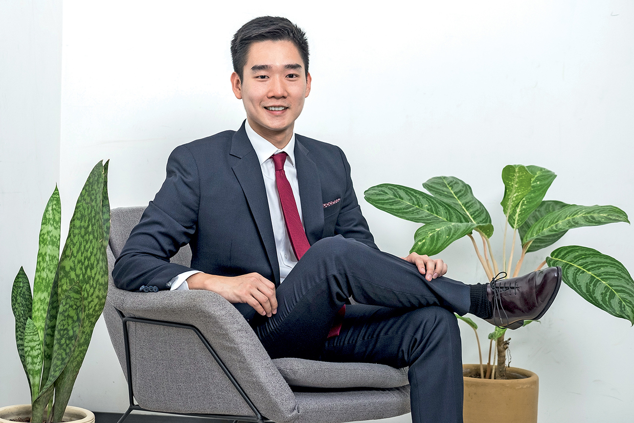 Avin Ong, Founder and CEO of Fredley Group