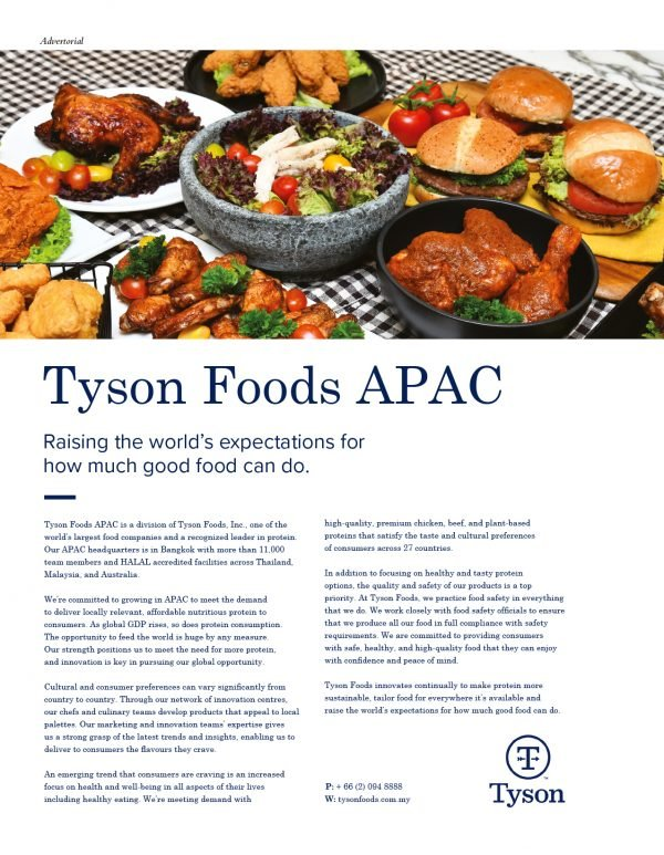 Tyson Foods APAC