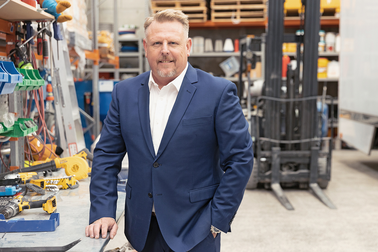 David Kealy, Founder and CEO of AllPrep Flooring Specialists
