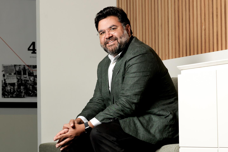 Jacob Varghese, CEO of Maurice Blackburn Lawyers