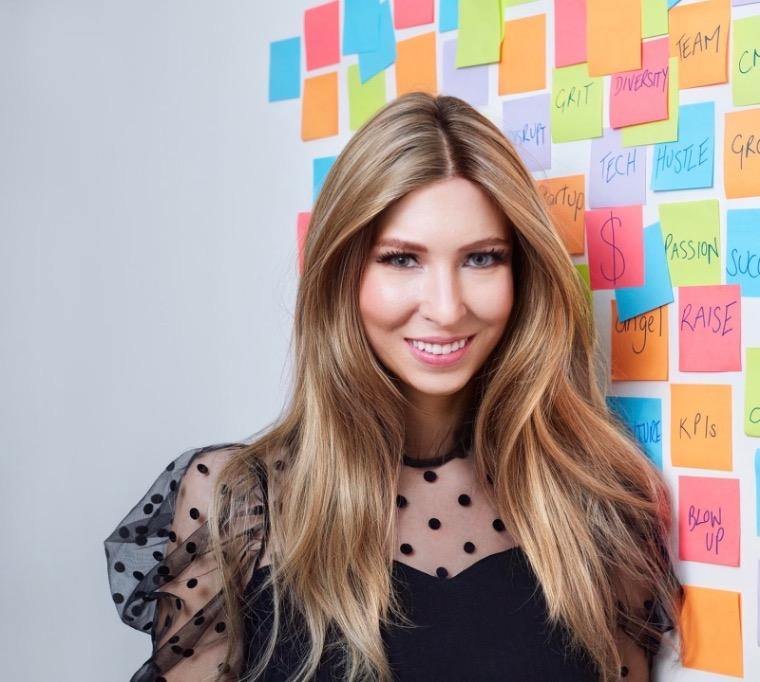 Entrepreneur Lisa Winning