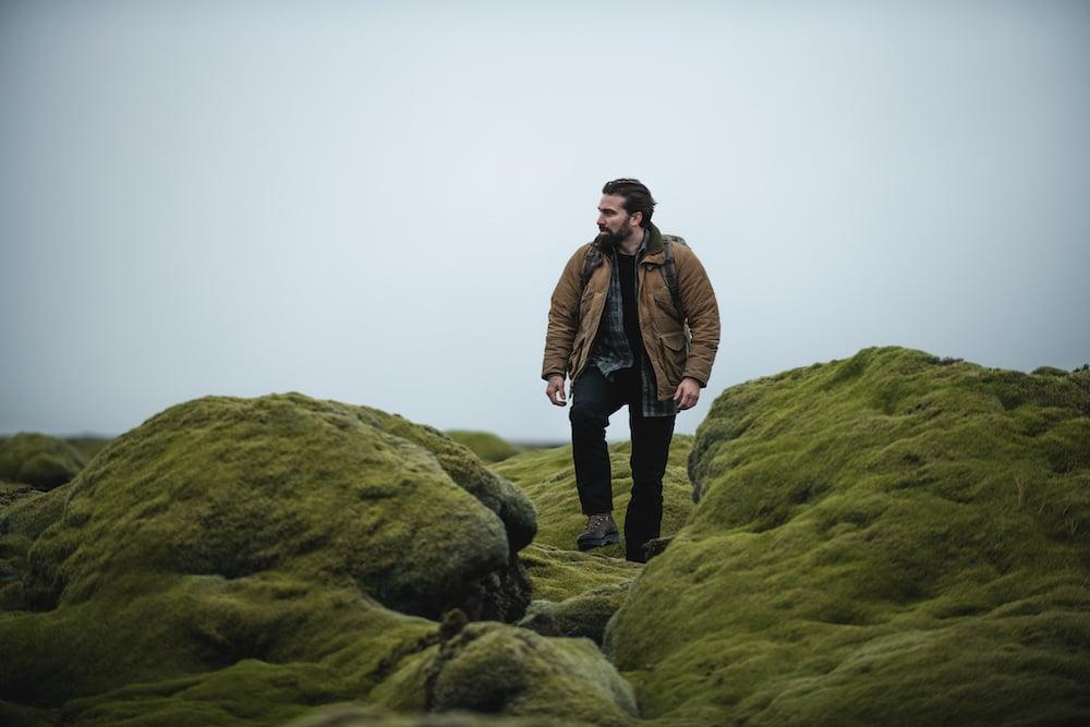 Middleton hiking green hills