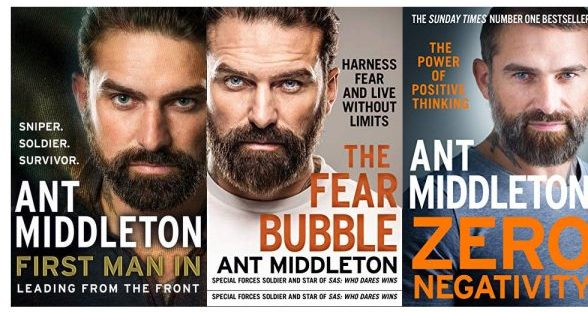 Middleton book covers
