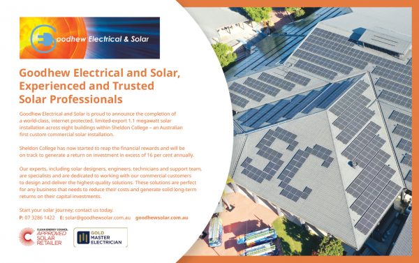 Goodhew Electrical and Solar