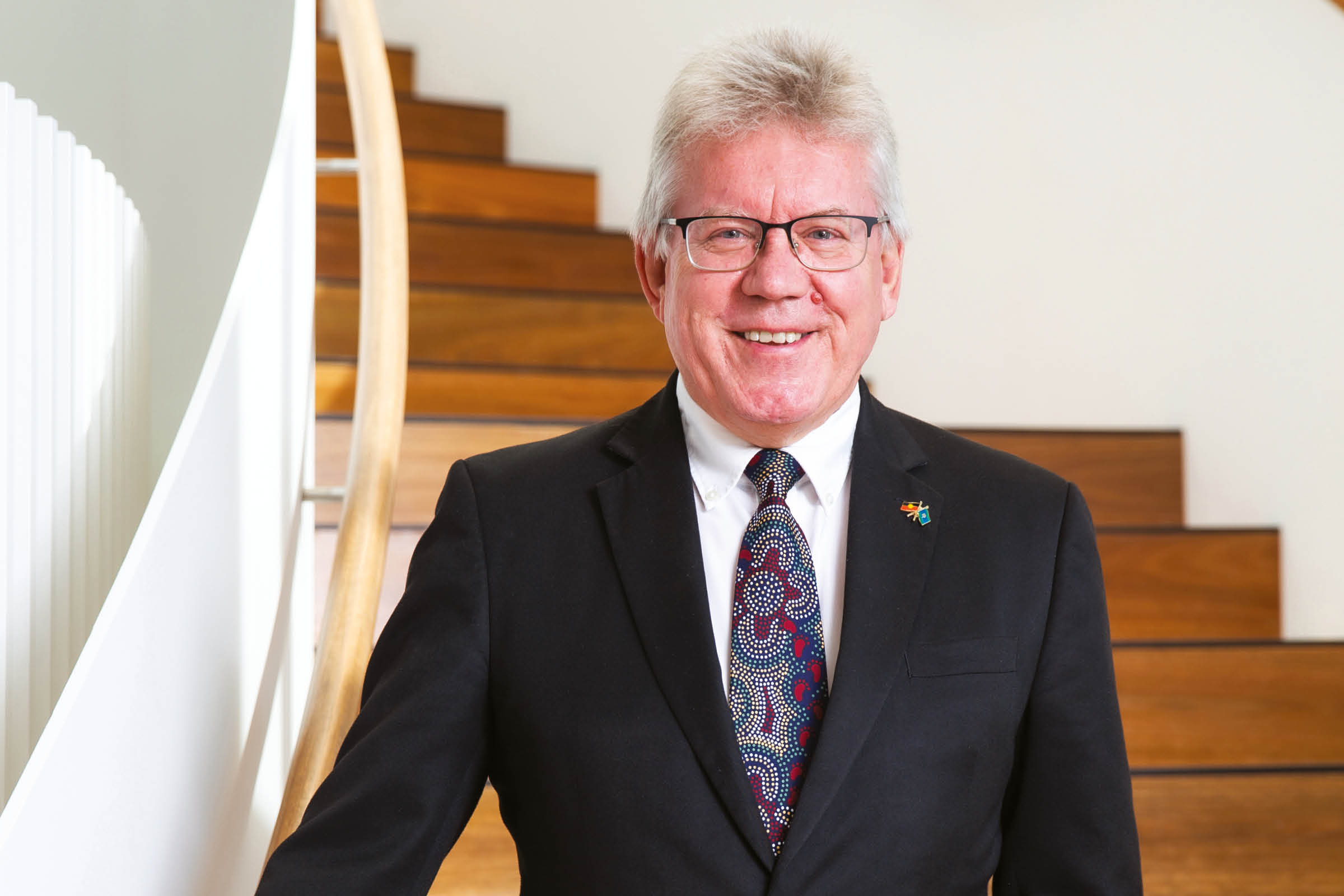 Neil Scales, Director General of Queensland Department of Transport and Main Roads