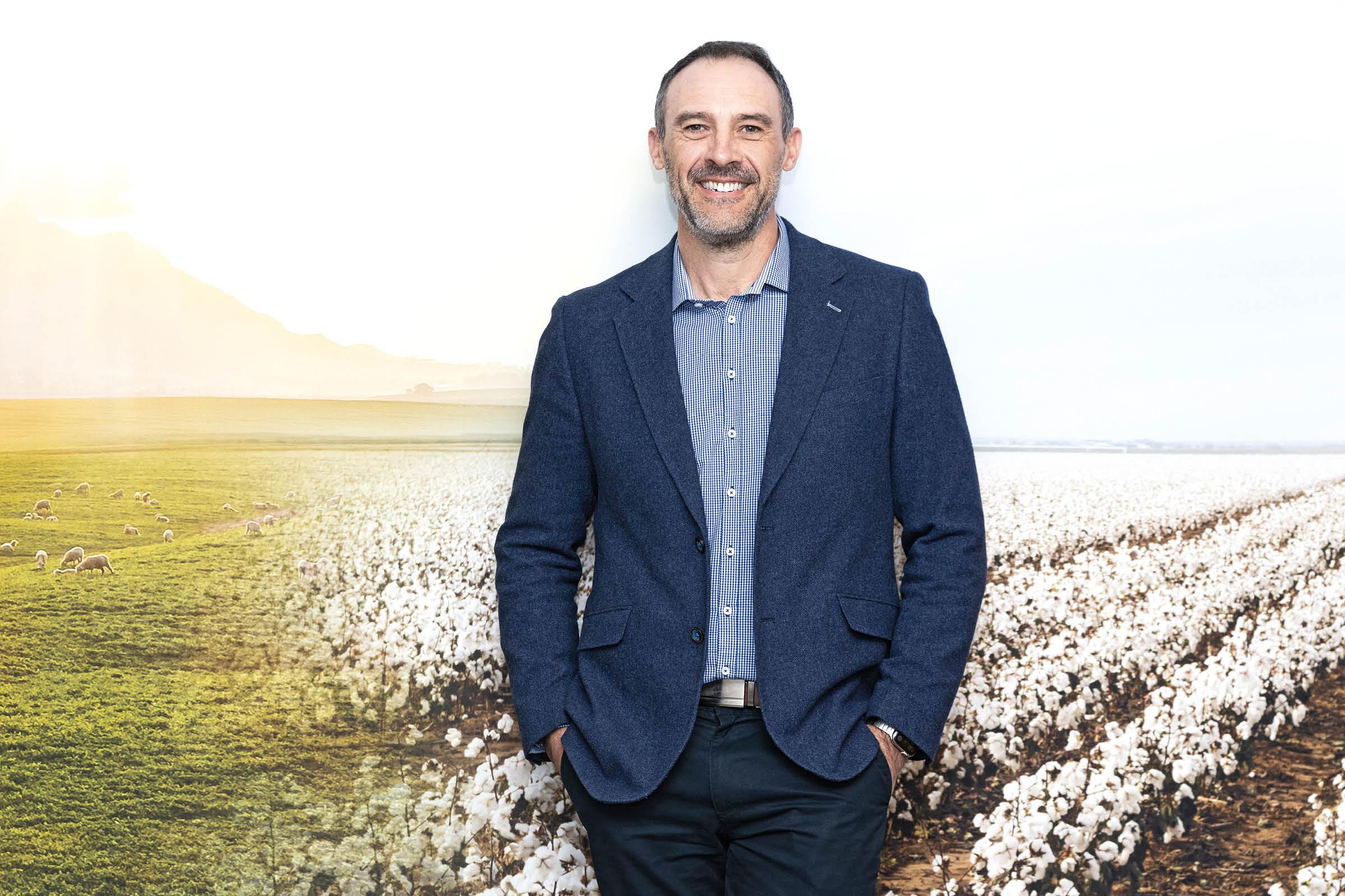 Tony Pearson, CEO of AH Beard
