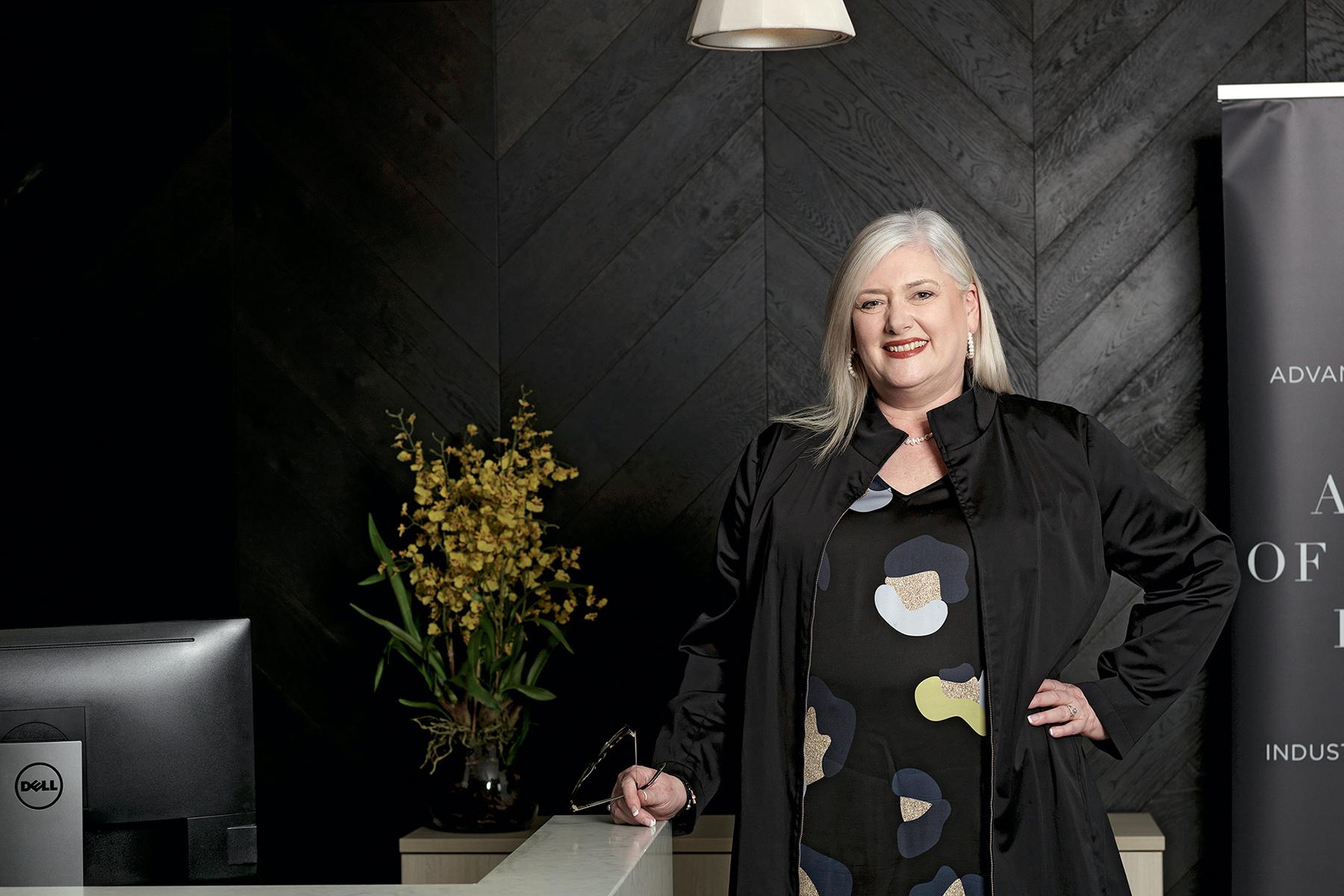 Heather Harrison, Managing Director of Advanced Skin Technology