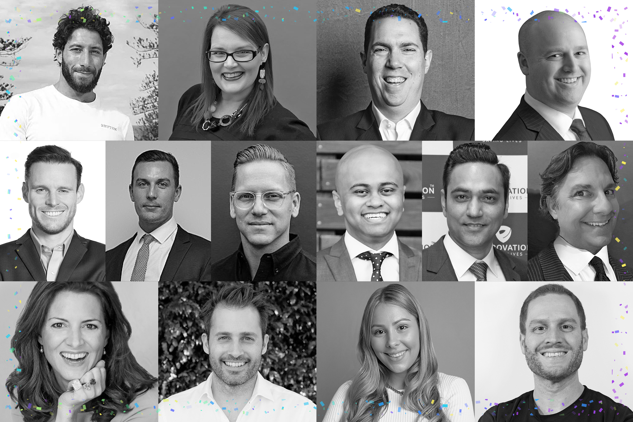 Startup Executive of the Year of the Year finalists