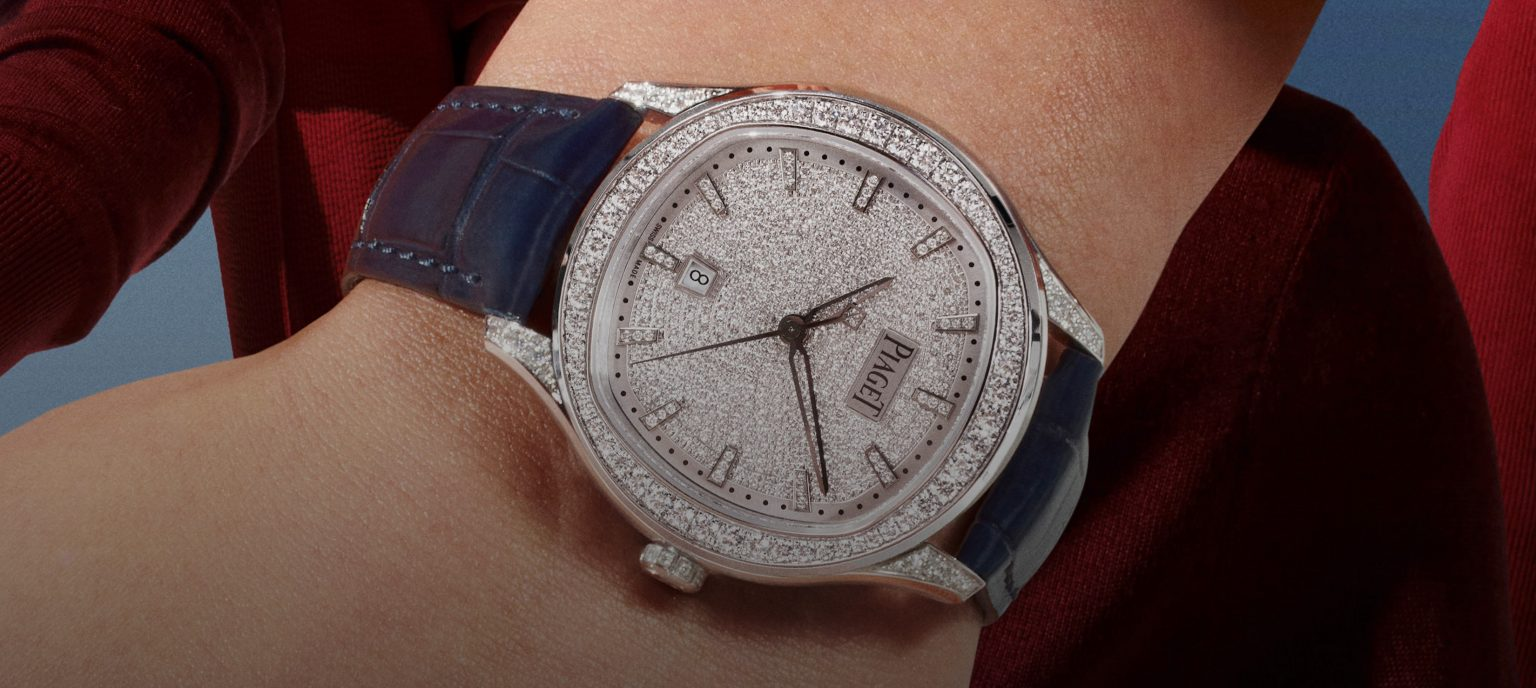 Piaget Polo Date High Jewellery