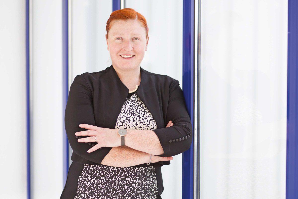 Denise Klinger, CEO of CEFEG