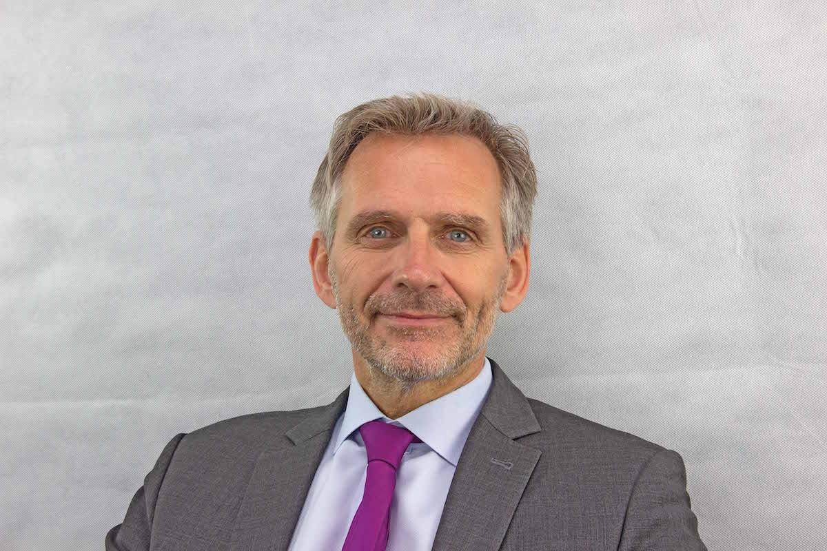 Jakob Sigurdsson, CEO of Victrex