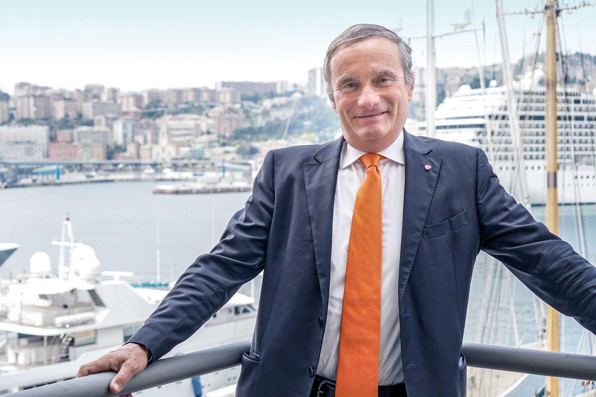 Sergio Iorio, CEO of Italmatch Chemicals