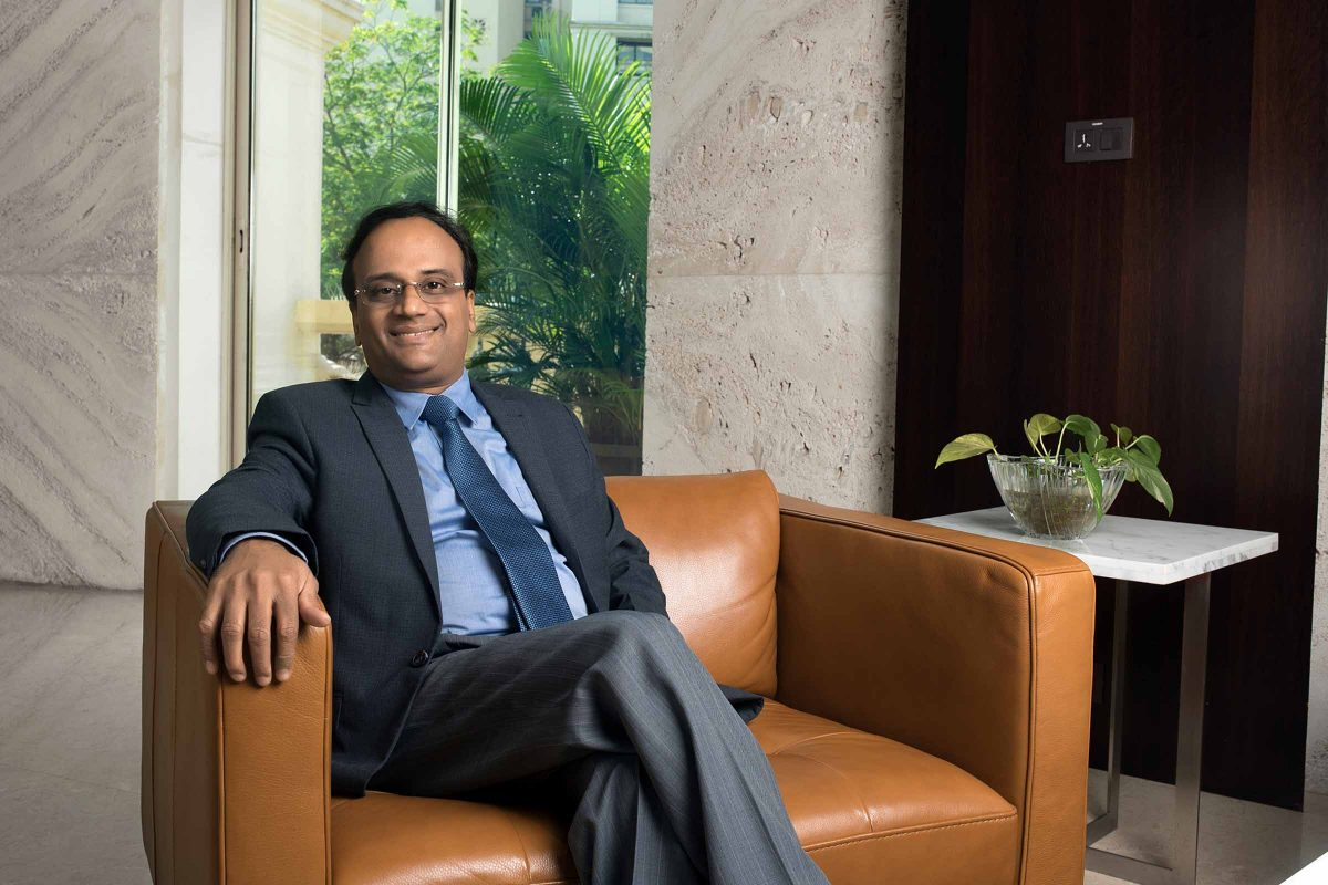 Shridhar Narayan, Group Director and CEO – Infrastructure of Hiranandani Group