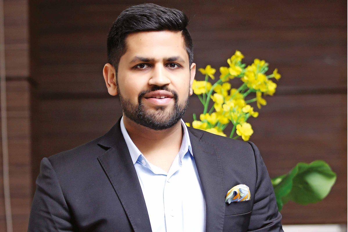 Rishabh Oswal, Executive Director of Monte Carlo Fashions Ltd