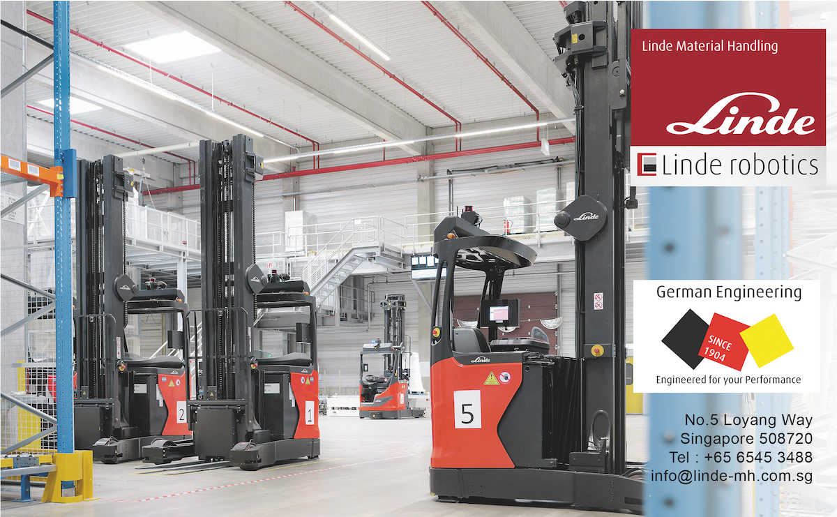 Linde Material Handling Asia-Pacific