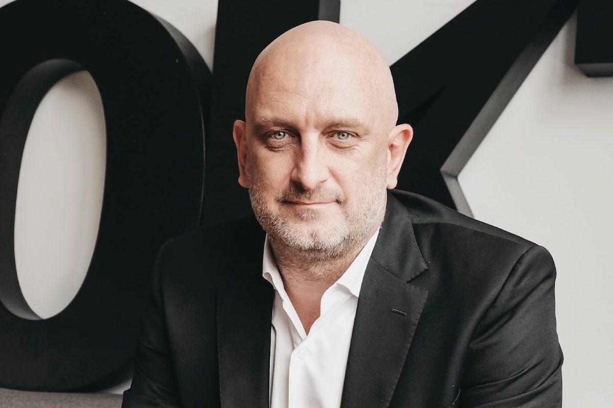 Bruce Buchanan, CEO of ROKT