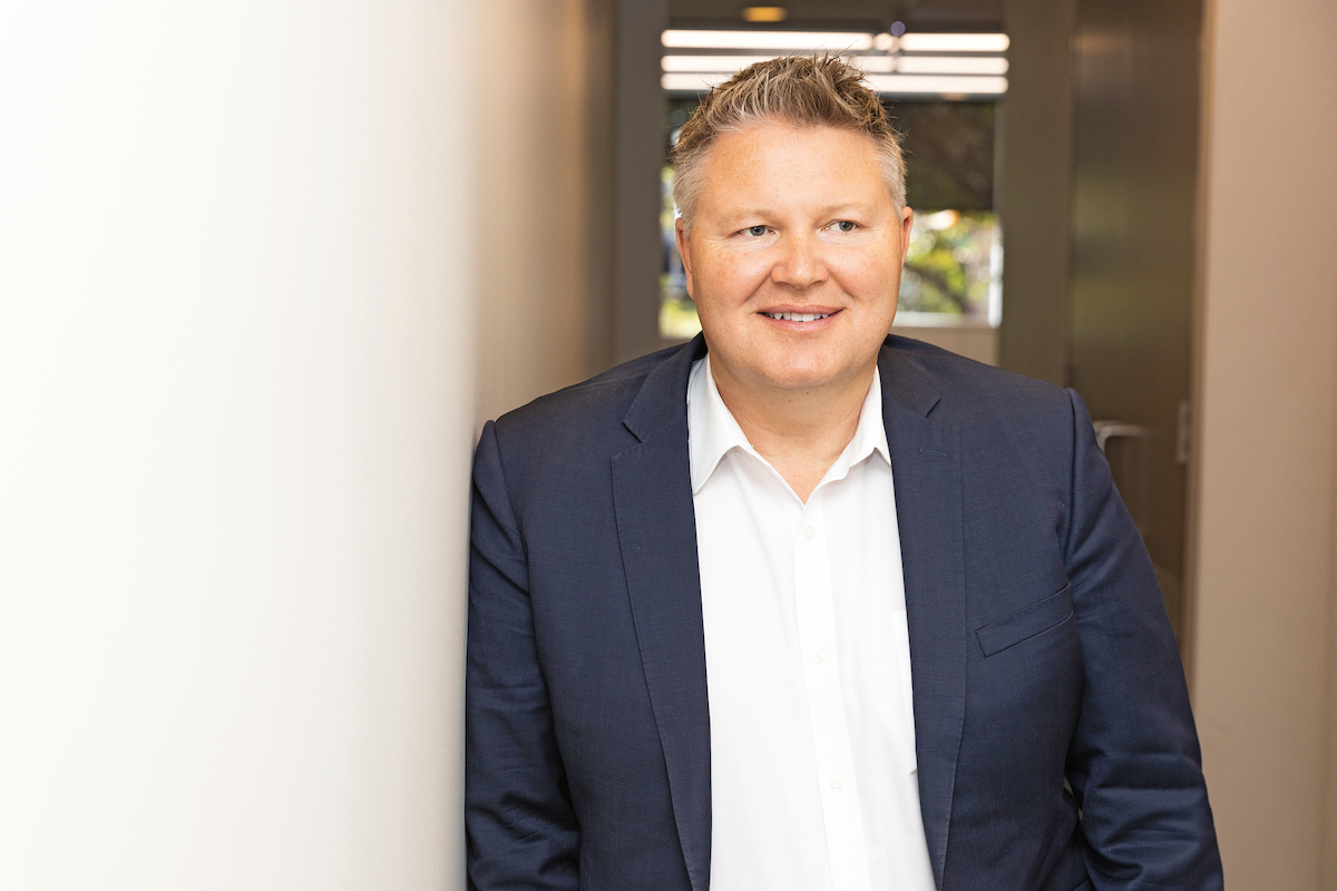 Paul Richard, CEO of PRP Imaging