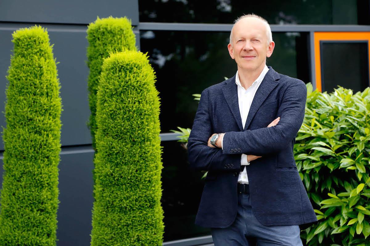 Wieslaw Wilk, CEO of Wilk Elektronik