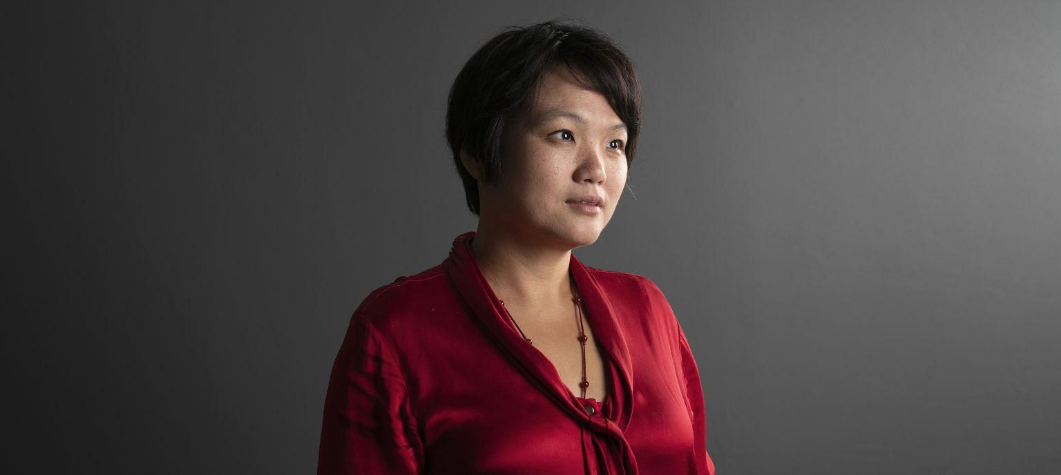 Ping An Insurance (Group) Company of China Executive Director and Co-CEO Jessica Tan